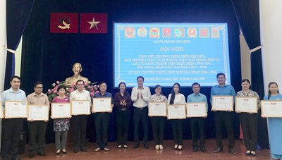 TP HCM: Nâng cao vai trò của Mặt trận trong công tác đối ngoại nhân dân