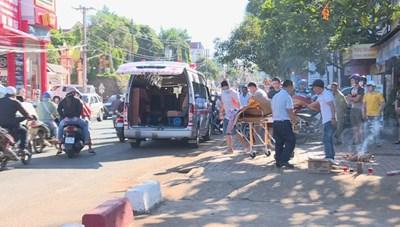 Đắk Lắk: Làm rõ nguyên nhân người đàn ông tử vong gần lan can Cầu Trắng