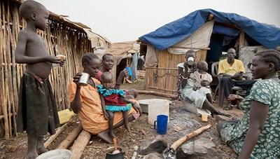 Tình trạng nghèo đói gia tăng trên toàn thế giới