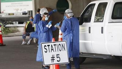Covid-19: Nhiều bang nước Mỹ đóng cửa trở lại