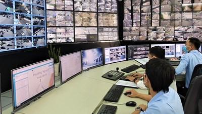 TP HCM có gần 1.500 'mắt thần' giám sát khắp TP