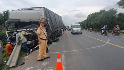 Liên tiếp xảy ra các vụ tai nạn giao thông: Đâu là nguyên nhân?