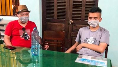 Quảng Nam: Tạm giữ 2 đối tượng đưa người nước ngoài nhập cảnh trái phép