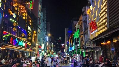 Phố 'Tây' Premier District: điểm nhấn hút khách cho du lịch Sầm Sơn