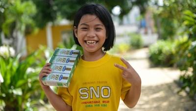 Quỹ sữa Vươn cao Việt Nam và Vinamilk tiếp tục hành trình kết nối yêu thương tại TP HCM
