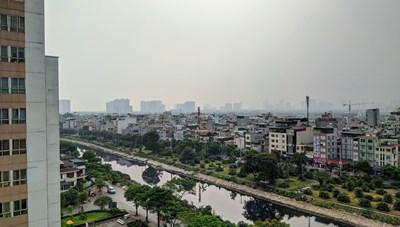 Không khí Hà Nội ô nhiễm nghiêm trọng trở lại