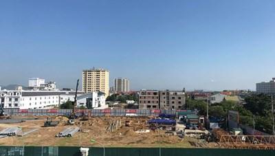 Nghệ An: Nhiều nhà dân bị sụt lún bất thường