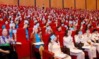 Chỉ thị của Ban Bí thư về lãnh đạo Đại hội đại biểu phụ nữ các cấp và Đại hội đại biểu phụ nữ toàn quốc lần thứ XIII nhiệm kỳ 2022 - 2027