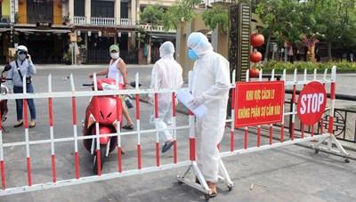 Quảng Nam: TP Hội An trước giờ 'G' thực hiện cách ly xã hội