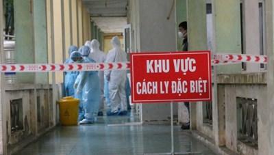 Thêm 5 ca mắc Covid-19 đều ở Quảng Nam