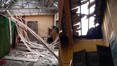 Động đất 3.6 độ Richter tại Mộc Châu