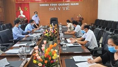 Quảng Nam: Thống nhất thanh toán BHXH xét nghiệm Covid-19