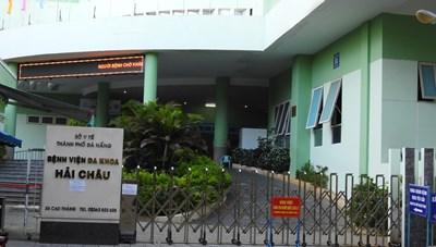 Đà Nẵng: Phong tỏa, cách ly Trung tâm Y tế quận Hải Châu