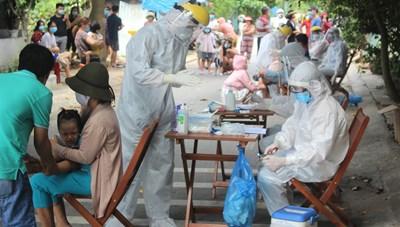 Quảng Nam: Mở chiến dịch xét nghiệm Covid-19 trên diện rộng