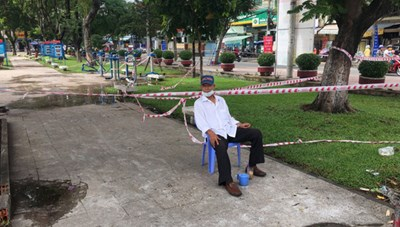 TP Hồ Chí Minh: Tạm dừng hoạt động đông người tại công viên để phòng dịch