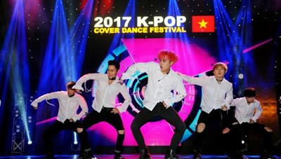 K-pop cover video contest 2020