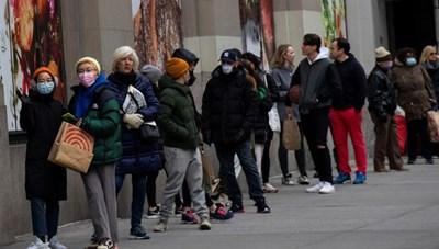 Covid hoành hành, thất nghiệp gia tăng