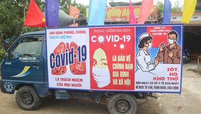 Quảng Nam: Thành lập Đội cơ động phòng, chống dịch Covid-19