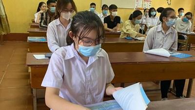 126 thí sinh phải thi lại tốt nghiệp: Sẽ kỷ luật 18 giám thị mắc sai sót