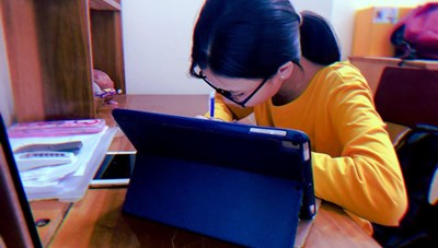 Quản lý tổ chức dạy học trực tuyến