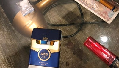 Hải Phòng: Bắt hai nhóm đối tượng tổ chức, sử dụng ma túy trong khách sạn