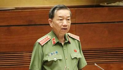 Bộ trưởng Công an gửi thư biểu dương 2 chiến sĩ hy sinh ở Bắc Giang và Sơn La