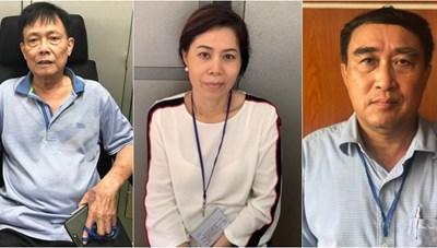 Nguyên Giám đốc Trung tâm Artex Hà Nội bị khởi tố