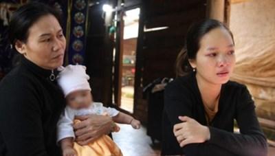 Vợ công nhân tử nạn tại Rào Trăng 3 bị lừa tiền: VCB tạm ứng 100 triệu