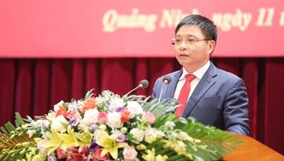 Ông Nguyễn Văn Thắng được giới thiệu bầu làm Bí thư Tỉnh uỷ Điện Biên
