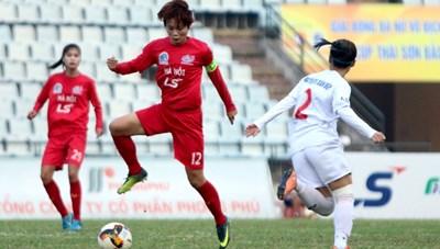 Giải bóng đá nữ Vô địch Quốc gia tiếp tục với nhà tài trợ quen thuộc