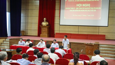 Hà Nội không thiếu tiền giải quyết tái định cư cho dân bãi rác Nam Sơn