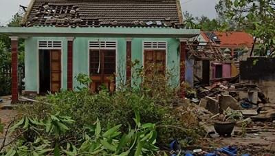Thừa Thiên – Huế thiệt hại nặng nề do bão số 5 gây ra