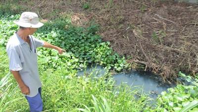 Quảng Ngãi: Dân bức xúc vì các nhà máy gây ô nhiễm môi trường