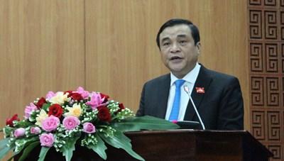 Quảng Nam: Rút ngắn kỳ họp HĐND tỉnh để lo chống bão số 5