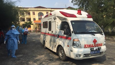 Bệnh viện đa khoa Trung ương Quảng Nam cảm ơn báo Đại Đoàn Kết