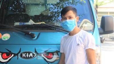 Quảng Nam: Tạm giữ thanh niên lái xe tải tông chết người rồi bỏ chạy trốn