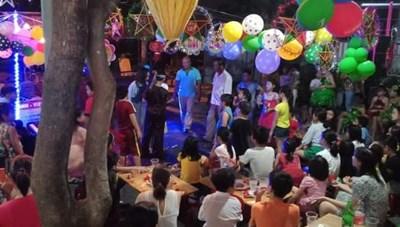 Tam Kỳ (Quảng Nam): Hàng nghìn người đổ ra đường xem múa lân