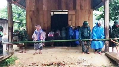 Quảng Nam: Di dời 18 hộ dân trong vùng nguy cơ sạt lở đất