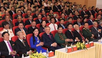Khai mạc Đại hội  Đảng bộ tỉnh Quảng Ngãi lần thứ XX