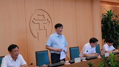 Bộ Y tế hỗ trợ toàn diện cho Thủ đô Hà Nội