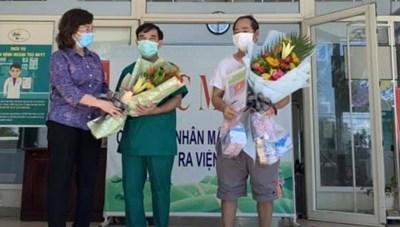 Bệnh nhân Covid-19 cuối cùng tại Đà Nẵng khỏi bệnh
