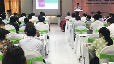 Hàng trăm bác sĩ ở miền Tây tham gia chương trình workshop về bệnh lý tim mạch