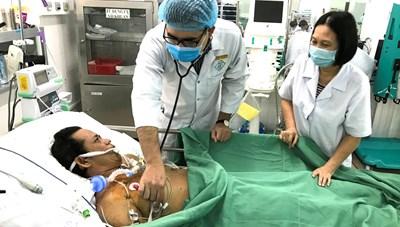 Cần Thơ: Bác sĩ bị ngưng tim 90 phút vẫn được cứu sống