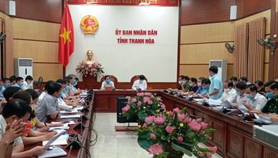 Thanh Hoá: Chỉ đạo kỷ luật Chủ tịch phường lơ là chống dịch