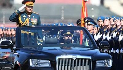 [ẢNH] Duyệt binh kỷ niệm 75 năm Ngày Chiến thắng phátxít trên Quảng trường Đỏ