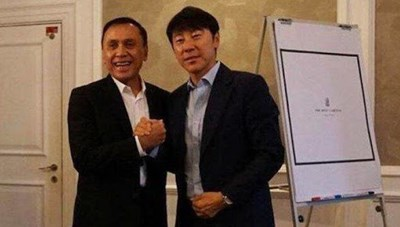 Hàn gắn với Shin Tae Yong, Indonesia bất ngờ chê HLV Park Hang Seo