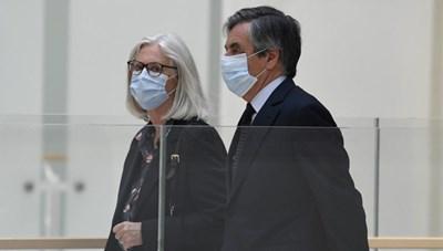 Cựu thủ tướng Pháp bị kết án tù
