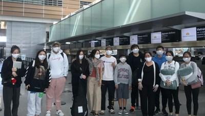 Việt Nam nêu khuyến cáo với du học sinh ở Mỹ