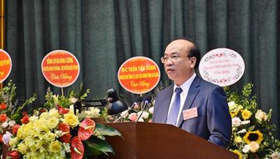 Thứ trưởng Phan Chí Hiếu tái cử Bí thư Đảng uỷ Bộ Tư pháp