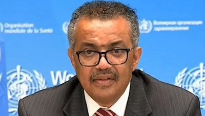 Tổng giám đốc WHO khóc khi kêu gọi thế giới đoàn kết chống dịch
